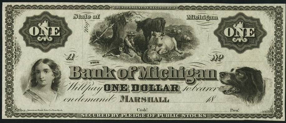 Blog 33 Michigan 1 dollar