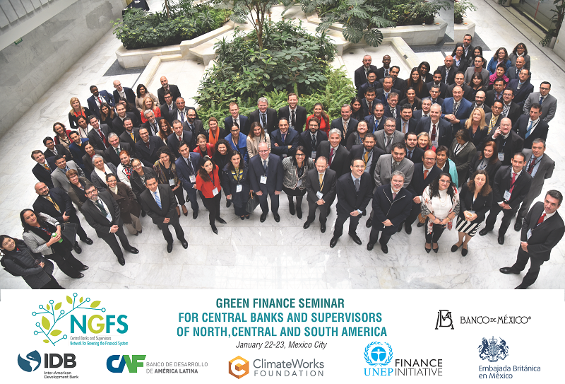 Photo del Seminario Financiamento Verde 2019 para Blog 40